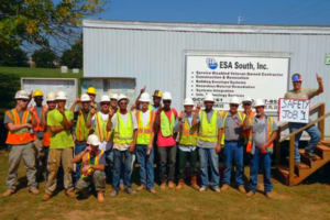 Crew Safety Job #1 - ESA South