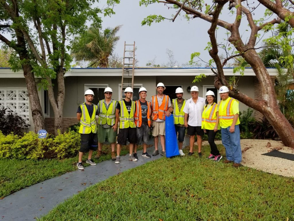 ESA South Crew in Key West