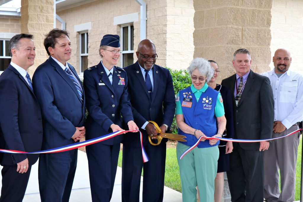 Ribbon Cutting - ESA South