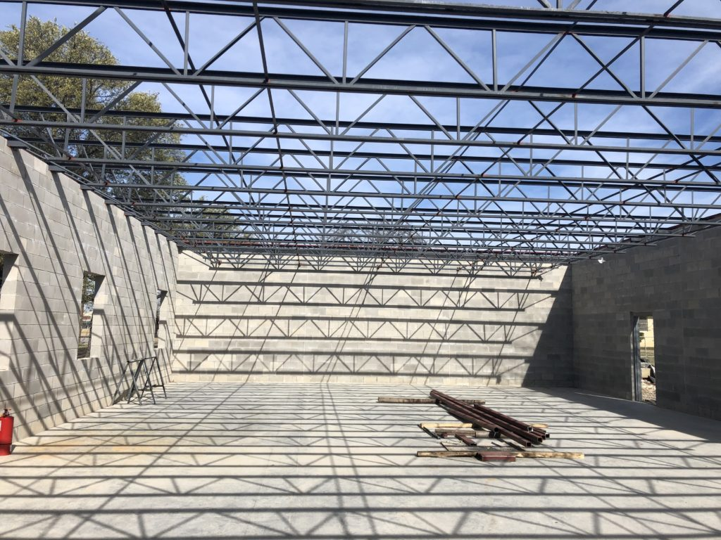Construction Project - ESA South